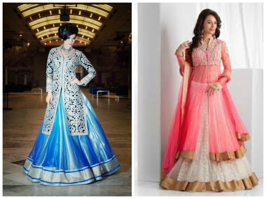 Lehenga Styles In Trend For 2015 Fashionforroyals