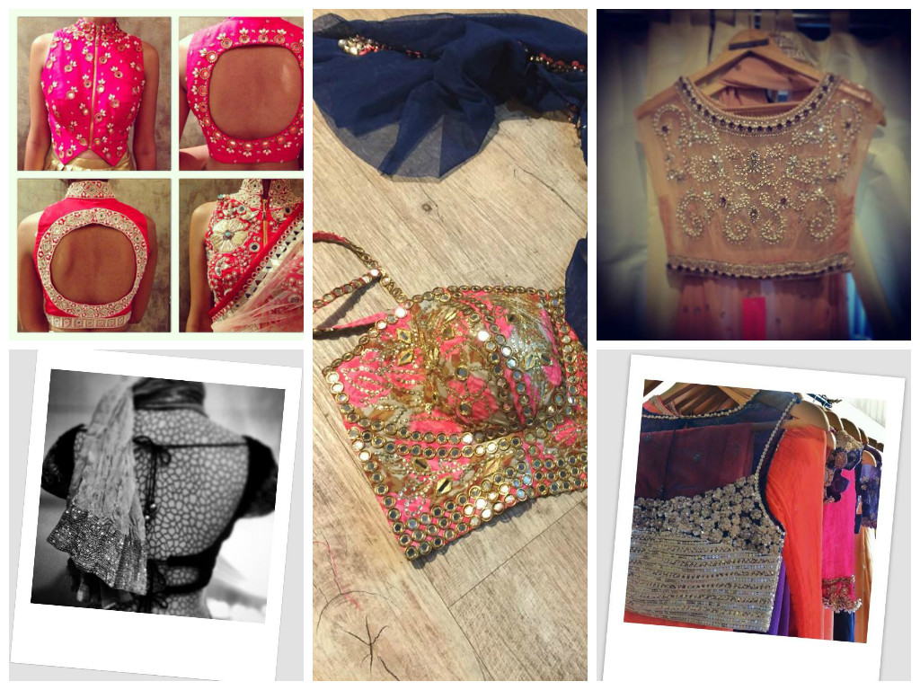 Sari-Blouse-Design